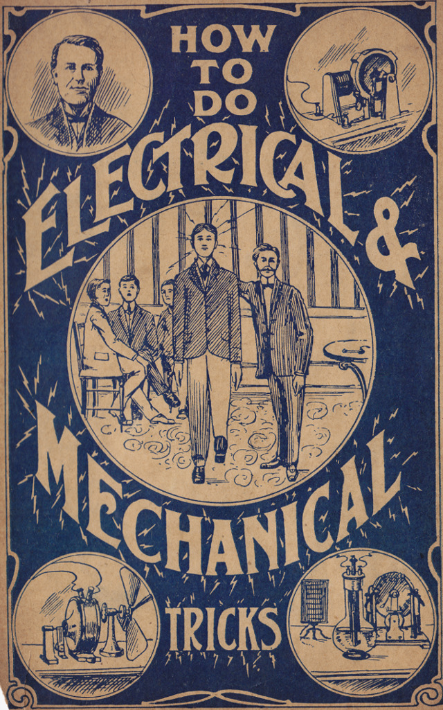 how to electrical mechanical